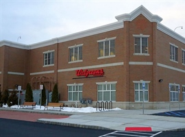 WALGREENS RETAIL + COMMERCIAL FACILITY